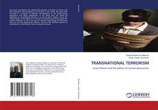 Bookcover of TRANSNATIONAL TERRORISM