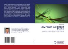 Couverture de LOW POWER VLSI CIRCUIT DESIGN
