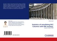 Buchcover von Statistics of retrofitting RCC Columns with FRP overlays.