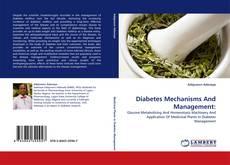 Обложка Diabetes Mechanisms And Management: