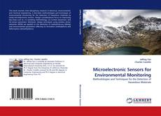 Capa do livro de Microelectronic Sensors for Environmental Monitoring