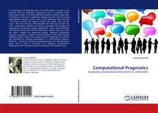 Bookcover of Computational Pragmatics