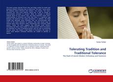 Couverture de Tolerating Tradition and Traditional Tolerance