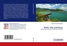 Copertina di Water, War and Peace: