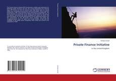 Copertina di Private Finance Initiative