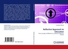 Bookcover of Reflective Approach to Education