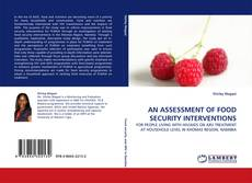 Buchcover von AN ASSESSMENT OF FOOD SECURITY INTERVENTIONS
