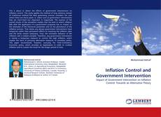 Bookcover of Inflation Control and Government Intervention