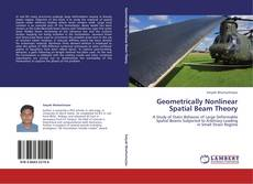 Bookcover of Geometrically Nonlinear Spatial Beam Theory