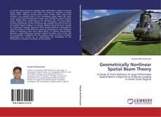 Обложка Geometrically Nonlinear Spatial Beam Theory