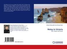 Buchcover von Malay In Victoria