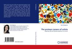 Buchcover von The protean careers of artists