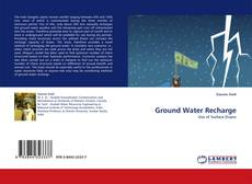 Bookcover of Ground Water Recharge