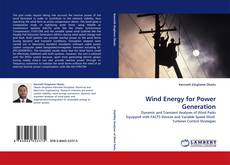 Bookcover of Wind Energy for Power Generation