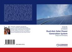 Обложка Dual-Axis Solar Power Generation System