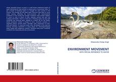 ENVIRONMENT MOVEMENT的封面