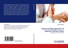 Buchcover von Financial Management of Spanish Pension Plans