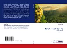 Bookcover of Handbook of Cereals