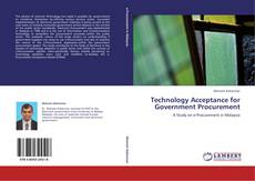 Bookcover of Technology Acceptance for Government Procurement