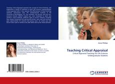 Bookcover of Teaching Critical Appraisal