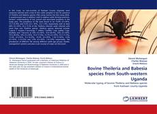 Couverture de Bovine Theileria and Babesia species from  South-western Uganda