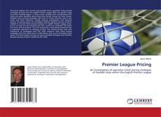 Bookcover of Premier League Pricing