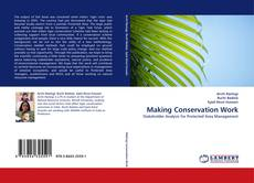 Buchcover von Making Conservation Work