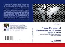 Bookcover of Probing The Impact of Development Aid on Human Rights in Africa