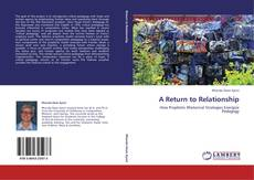 Bookcover of A Return to Relationship