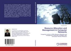 Capa do livro de Resource Allocation and Management in Computer Networks