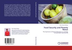 Bookcover of Food Security and Poverty Nexus
