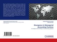 Couverture de Divergence in Managerial Accounting Practices