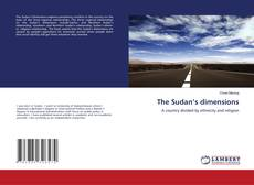 Couverture de The Sudan's dimensions