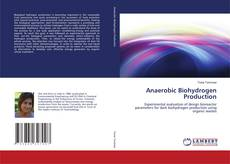 Bookcover of Anaerobic Biohydrogen Production