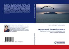 Bookcover of Exports And The Environment