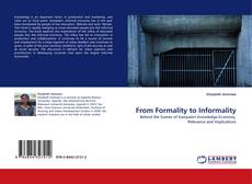 Bookcover of From Formality to Informality