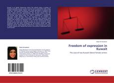 Bookcover of Freedom of expression in Kuwait