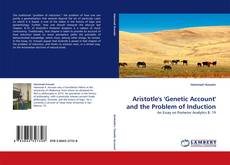 Bookcover of Aristotle's 'Genetic Account' and the Problem of Induction
