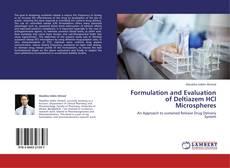Copertina di Formulation and Evaluation of Deltiazem HCl Microspheres