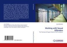 Couverture de Working with Sexual Offenders