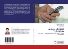 Bookcover of A study of CDMA Technology