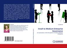 Bookcover of Small to Medium Enterprise Governance