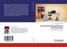 Bookcover of Social Networking Mindset and Education
