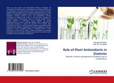 Buchcover von Role of Plant Antioxidants in Diabetes