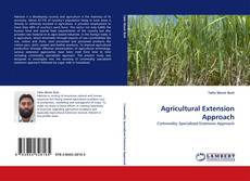 Bookcover of Agricultural Extension Approach