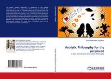 Обложка Analytic Philosophy for the perplexed