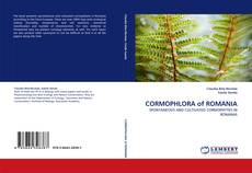Bookcover of CORMOPHLORA of ROMANIA