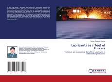 Lubricants as a Tool of Success的封面