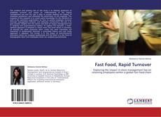 Bookcover of Fast Food, Rapid Turnover