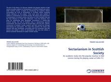 Capa do livro de Sectarianism in Scottish Society